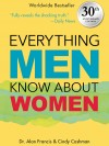 Cover for Everything Men Know About Women by Dr. Alan Francis and Cindy Cashman