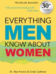 everything men know about women cindy cashman